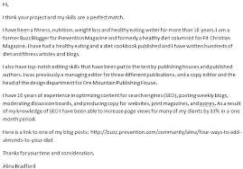 Cover Letter For Publishing Cover Letter For Publishing Internship