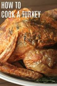How To Cook A Turkey In A Convection Oven