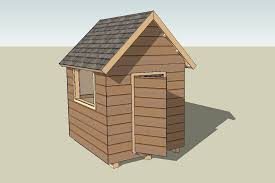 two reasons you need a shed roof overhang