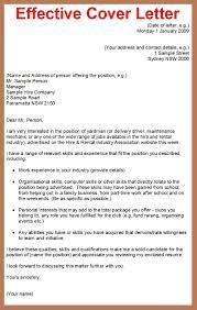 Sample Cover Letters For Job Letter Application Online No Posting