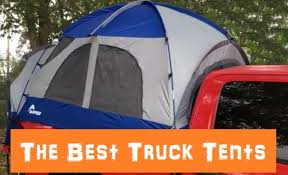 pickup truck tent campers | Sleeping With Air