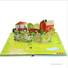 fityle 3d pop up books for kids boys s story book baby book children s book a