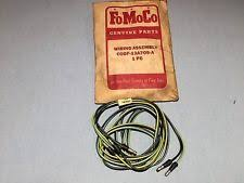 ford falcon wiring harness nos 1960 63 ford falcon mercury comet courtesy lamp wiring harness c0df 13a709
