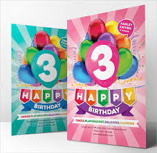 free birthday invitation template for kids 21 birthday invitation templates free sample example format