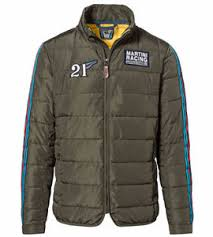 Porsche Driver's Selection MARTINI RACING Collection Men's Quilted ... & Image is loading Porsche-Driver-039-s-Selection-MARTINI-RACING-Collection- Adamdwight.com