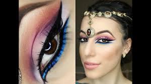 arabic make up tutorial exotic eyeshadow