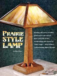 shoji table lamps prairie table lamp plans o prairie table lamp plans table lamps