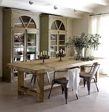 inspiration of rustic wood dining room table and best 20 reclaimed for idea 12