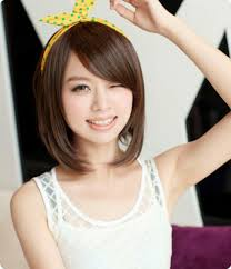 Hair Style For Asian Women medium hair for round faces asian cute korean hairstyles for round 2762 by wearticles.com