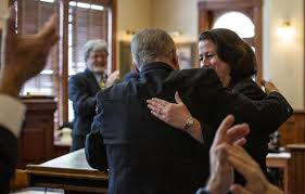 Constance Filley Johnson becomes first woman to serve as Victoria County  district attorney (w/video)   News   victoriaadvocate.com