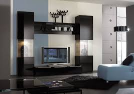 Black Lcd Tv Cabinet Design Idea Id957  Lcd Tv Cabinet Designs Lcd Tv Cabinet Living Room