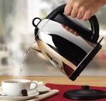 Чистка чайника от накипи в домашних условиях