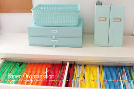 office cubicle organization. Paper Organization DIY Office Cubicle N