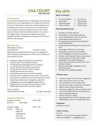 Web Developer Resume Inspiration Web Developer Resume Example CV Designer Template Development
