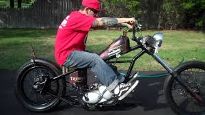 crazy whiskey in gas tank for sale wild turkey chopper bobber