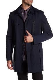 image of boss maxen trench coat
