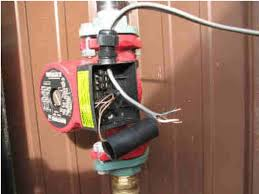 pump wiring installation water pump wiring