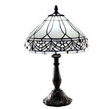 stained glass light table warehouse of lamps lighting the home depot white jewels in bronze lamp