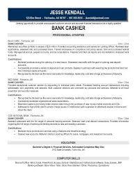 Bank Teller Responsibilities For Resume 4325 Ifest Info
