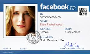 Make Your Own Identification Card Facebook Id Card Generator Funjaki Com