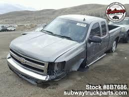 Used 2007 Chevy Silverado 1500 Parts for Sale | Subway Truck Parts