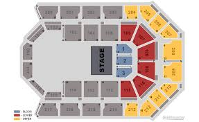 Seating Chart Rabobank Arena Bakersfield Pepe Aguilar Rabobank Arena