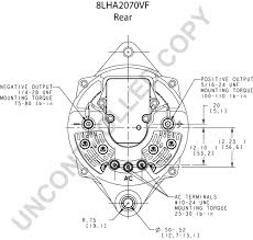 prestolite leece neville Prestolite Alternator Wiring Diagram 8lha2070vf rear dim drawing prestolite marine alternator wiring diagram
