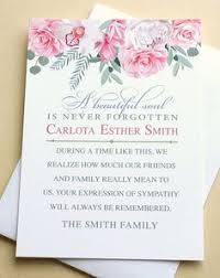 33+ Best Funeral Thank You Cards | Pinterest | Funeral, Pastor And Note