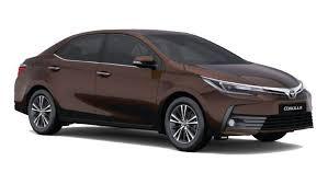 Toyota Corolla Altis Price (GST Rates), Images, Mileage, Colours ...