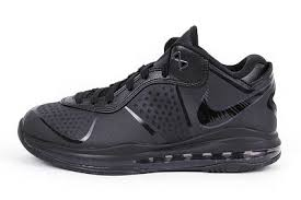 lebron 8 low. lebron 8 low black
