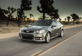 Test Drive: 2015 Chevrolet SS Review - Car Pro