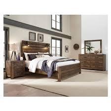 Dakota 4-Piece Queen Bedroom Set | El Dorado Furniture