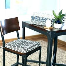 dining room seat cushion dining chair cushions with ties dining seat cushions tie back dining chair