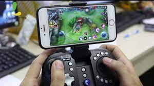 Trải nghiệm Liên Quân Mobile cực chất trên tay cầm chơi game Gamesir G5 -  YouTube
