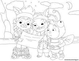 jake neverland pirates coloring pages. Exellent Pirates Throughout Jake Neverland Pirates Coloring Pages A