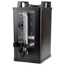 Free shipping on prime eligible orders. Bunn Sh 1 1 2 Gallon Soft Heat Satellite Brewer Server 30 Minute Setting Black Finish 27850 0004