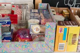 i d my cupcake items in one box and extracts in another