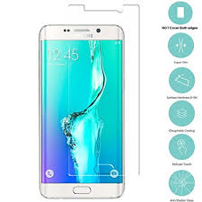 samsung galaxy s6 edge plus. samsung galaxy s6 edge plus screen protector, aniceseller premium tempered glass protector for
