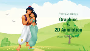 Higher Certificate In Graphics And 2d Animation Course Institute In