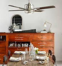 Industrial Fan Coffee Table Peregrine Industrial Led Ceiling Fan Peregrine Industrial Led 4