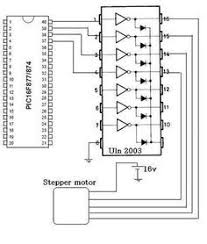 l293d stepper motor controller circuit board and pinout aquarium circuit diagram of stepper motor