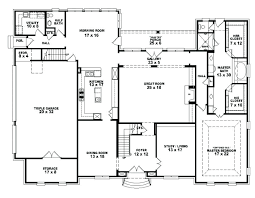 4 Bedroom 4 Bath House Plans 4 Bedroom Floor Plan 6 Bedroom 4 Bathroom House  Plans .