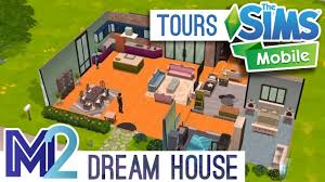 The Sims Mobile Home Design Sims Mobile House Venue Tour Unlocked Items Rooms And Land