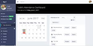 Attendence Tracker My Attendance Tracker A Tool For Recording Student