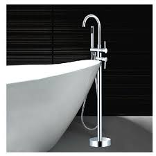 whole and retail luxury clawfoot bathtub faucet floor mounted tub filler mixer tap w hand shower hot and cold mider tap with 209 84 piece on