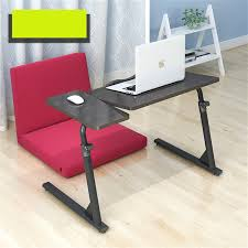 a simple bedside wo age notebook computer desk folding lazy table bed sofa table learning desk