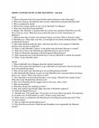 why did alfred doolitt short answer study guide questions macbeth act i 1