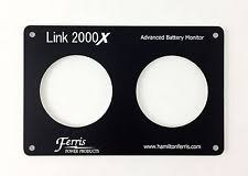 heart interface parts accessories link 2000 monitor replacment faceplate for xantrex and heart interface