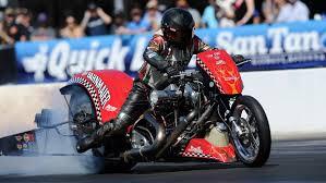 top fuel harley to compete at select nhra mello yello drag racing