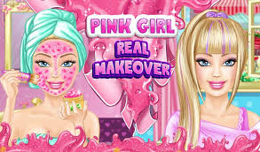 barbie make up games for s